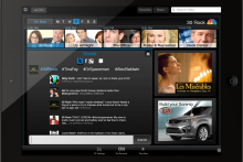 CableLabs channel guide social feature