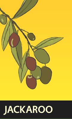 Jackaroo Olive Oil