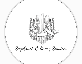 Web design for Sagebrush Culinary Services / Reno, Nevada - georgia-gibbs.com